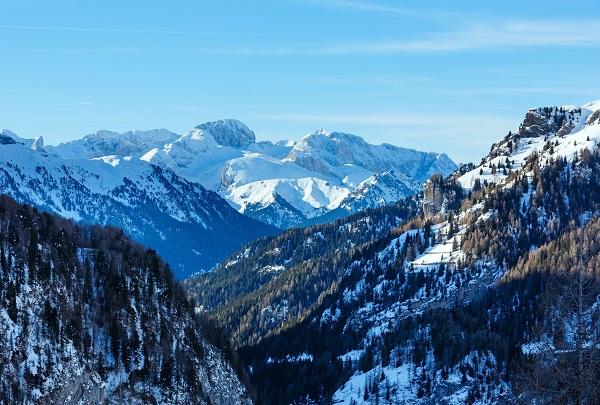 Weltnaturerbe der UNESCO - Die Dolomiten