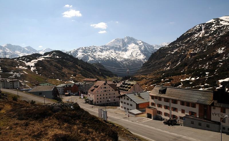 St. Christoph am Arlberg - Arlbergstraße - L197